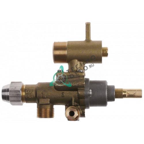 Газовый кран (аналог) альтернатива EGA 034.106395 universal service parts