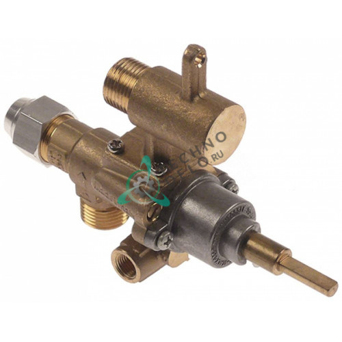 Кран газовый (аналог EGA) 196.106396 service parts uni