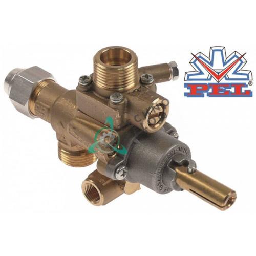 Газовый кран PEL 196.106421 service parts uni