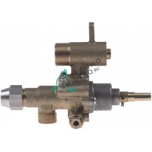 Газовый кран (аналог) альтернатива EGA 034.106679 universal service parts