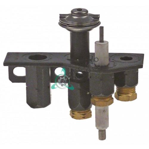 Горелка для конфорки SIT 196.106708 service parts uni