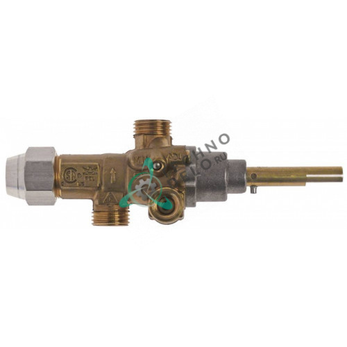Газовый кран PEL 196.106875 service parts uni