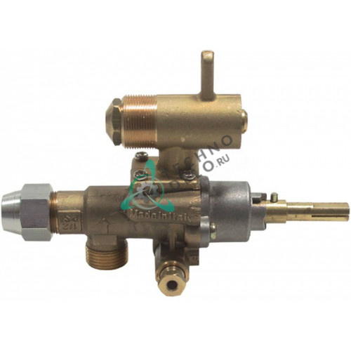 Газовый кран (аналог) альтернатива EGA 034.106960 universal service parts
