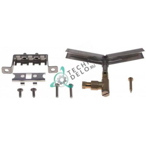 Горелка для конфорки 465.106966 universal parts