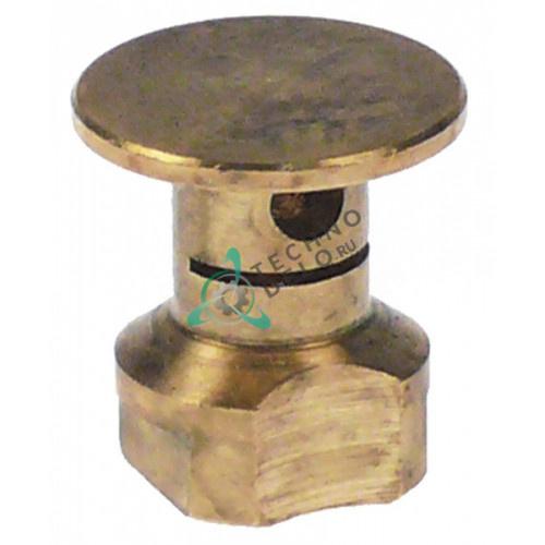 Головка конфорочной горелки ARC M8x0,75 IG для промышленной газовой плиты Bertos G6F6PW-FE1, Modular, Giorik и др.