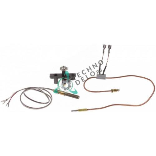 Горелка для конфорки SIT 196.107250 service parts uni