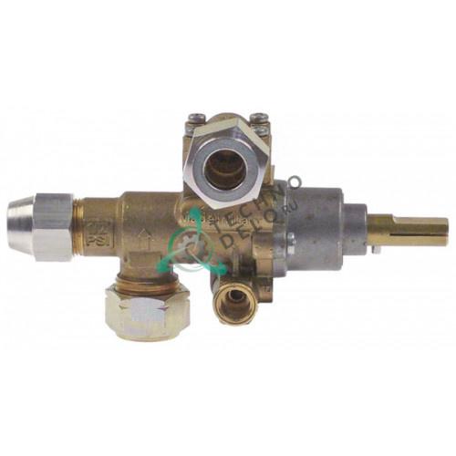Газовый кран PEL 196.107364 service parts uni