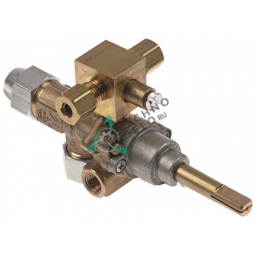 Газовый кран PEL 196.107365 service parts uni