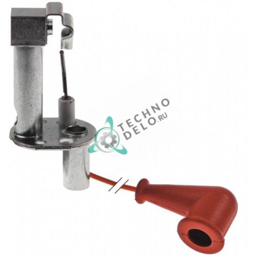 Горелка для конфорки BASO J990FTW-1C 3-х пламенная