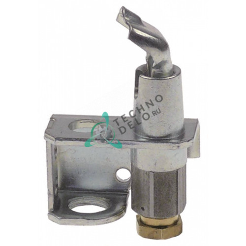 Горелка для конфорки BASO J184EKA W1134 1/4