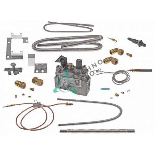 Вентиль газ SIT 869.107429 universal parts equipment