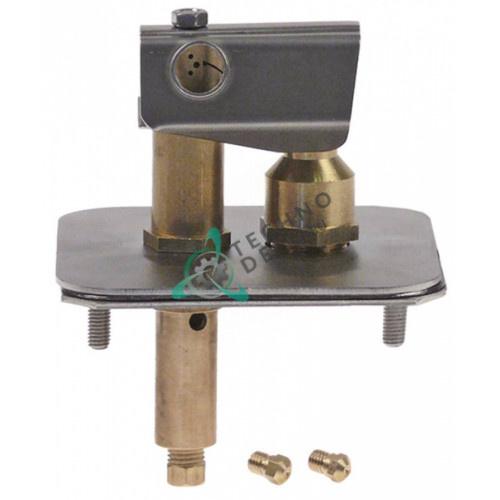 Горелка конфорочная в комплекте природный газ/сжиженный газ теплового оборудования Kuppersbusch