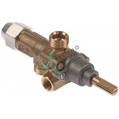 Газовый кран PEL 196.107582 service parts uni