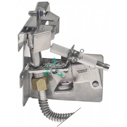 Горелка Robertshaw 6SW30-21E 3-х пламенная сжиженный газ дюза 16 1/4 CCT 60130906 B8039518 для фритюрницы Pitco