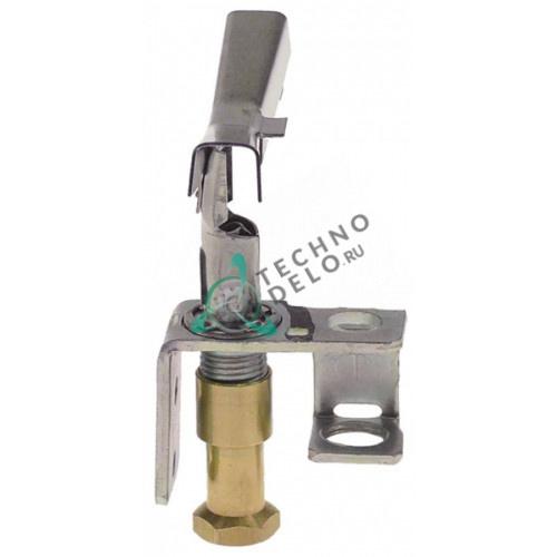 Горелка Robertshaw 6CH146 код 16 3-х пламенная сжиженный газ 1/4 CCT 6071449 P6071449 для фритюрницы Pitco