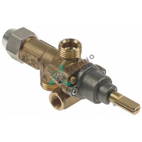 Газовый кран PEL 196.107682 service parts uni