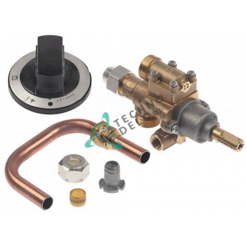 Газовый кран PEL 196.107690 service parts uni