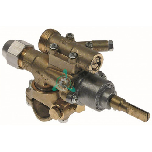 Газовый кран PEL 196.107800 service parts uni