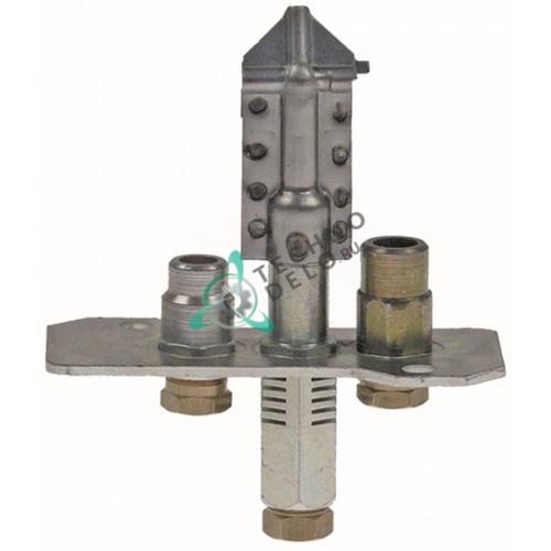 Горелка конфорочная природный газ/сжиженный газ профессионального теплового оборудования Lincat