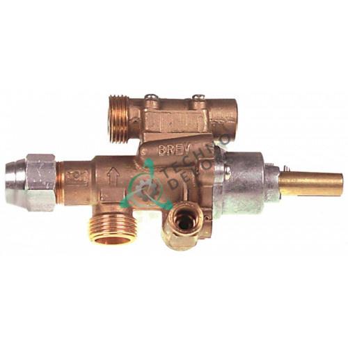 Газовый кран PEL 196.109510 service parts uni