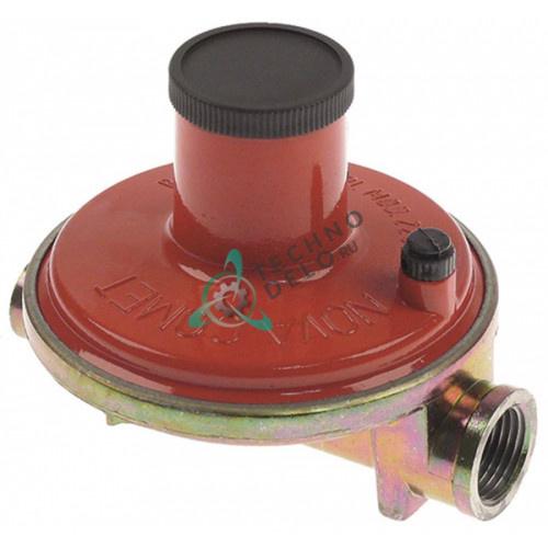 """Регулятор давления Novacomet BP2205 1/4"""" - 1/2"""" сжиженный газ выход 30 мбар"""