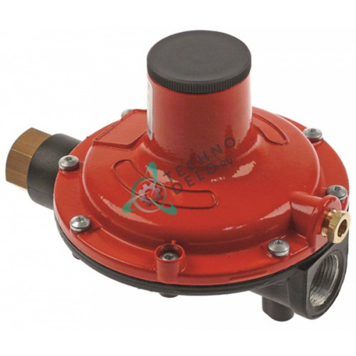 """Регулятор давления Novacomet BP2302 1/2"""" -3/4"""" сжиженный газ выход 30 мбар"""
