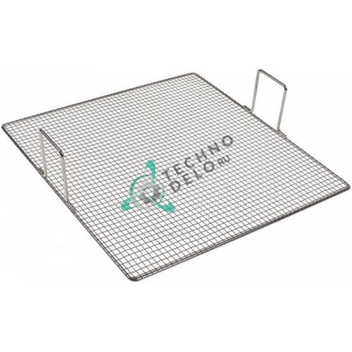 Решетка (сито панировочное 400x345) с ручками H-85мм 054505 для фритюрницы Electrolux AFR/G410 и др.