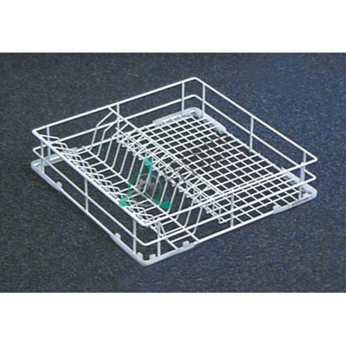 Кассета в посудомоечную машину размер 400-400-100мм / универсальная