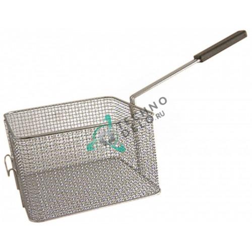 Корзина фритюрницы (размер ёмкости 250-256-150 мм) 1464712 для Mareno, Olis, Silko и др.
