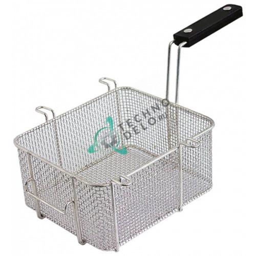 Корзина фритюрницы (размер ёмкости 240-205-110 мм) 206000 для MKN 1820301 и др.