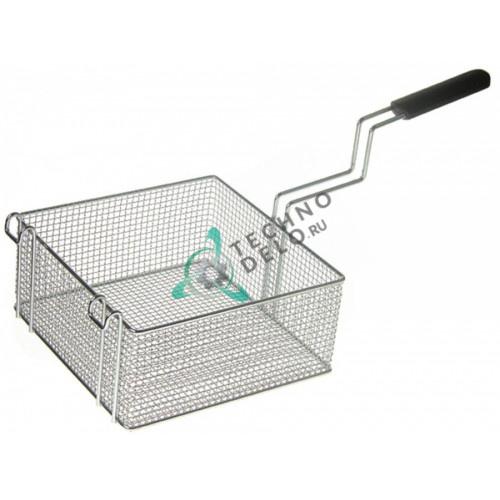 Корзина фритюрницы (размер ёмкости 260-270-120 мм) 004499 для Electrolux, Zanussi и др.