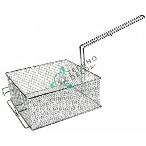 Корзина фритюрницы (размер емкости 290х280х120 мм) 0A2603 для Alpeninox, Electrolux, Zanussi и др.