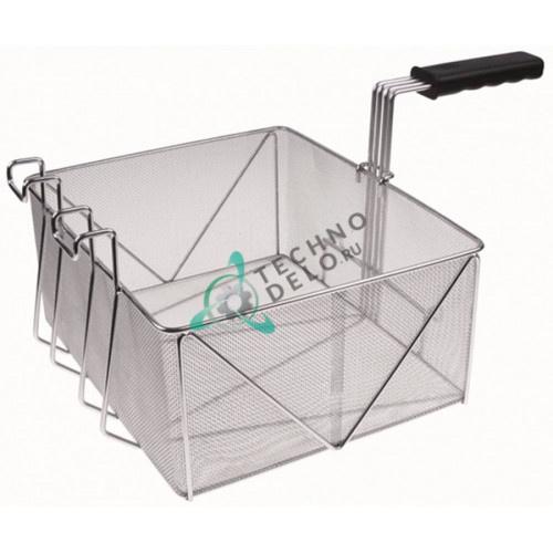 Корзина фритюрницы (размер ёмкости 295-350-160 мм) 303010 для Gastrofrit и др.