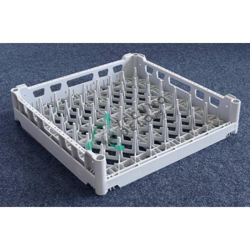 Кассета 500x500x110мм 8 подносов 780106 для посудомоечной машины Colged, Elettrobar, MBM