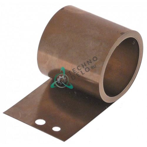 Пружина роликовая 40мм ø33мм шаг крепления 10мм 12024877 Z310511 Z310511000 для Fagor FI-280/FI-370D и др.