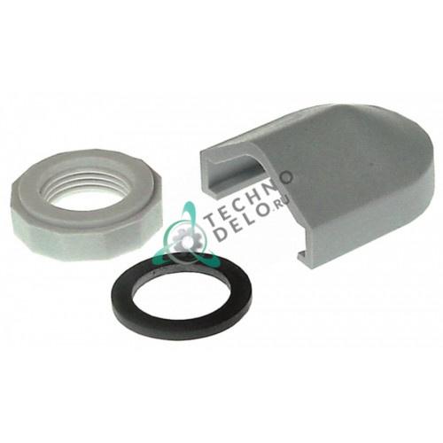 Крышка с гайкой для обратного клапана (противоток) 61004545 проф. посудомоечной машины Winterhalter