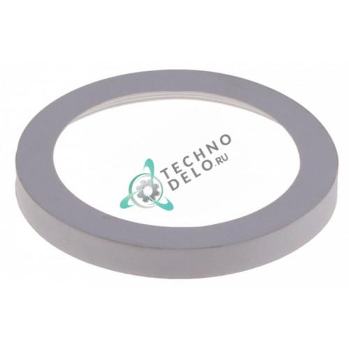 Уплотнитель (кольцо) ø55мм/ø73мм H-8мм спускного клапана посудомоечной машины Krupps