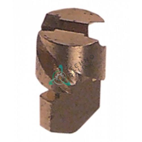 Дюза-завихритель H-10,7/5мм ø6 канавки 1,5мм 12021186 Z651932 пароконвектомата Fagor HCV-10-11, HCV-10-21 и др.