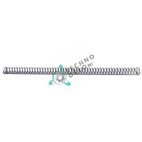 Пружина 0800712 800712 материал сталь CNS для линии ополаскивания посудомоечной машины Amatis, Lamber и др.
