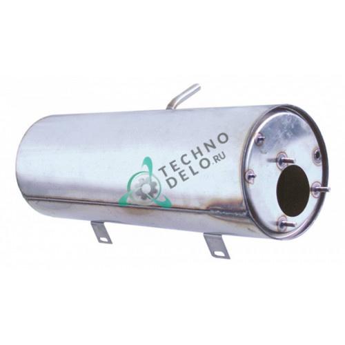 Бойлер ø150мм L-425мм GB4823F / 18010801 для посудомоечной машины Nuova Simonelli, Omniwash и др.