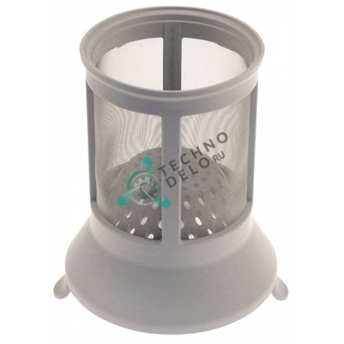 Корпус (цилиндр) фильтра 60004463 для посудомоечной машины Winterhalter UC-L, UC-M