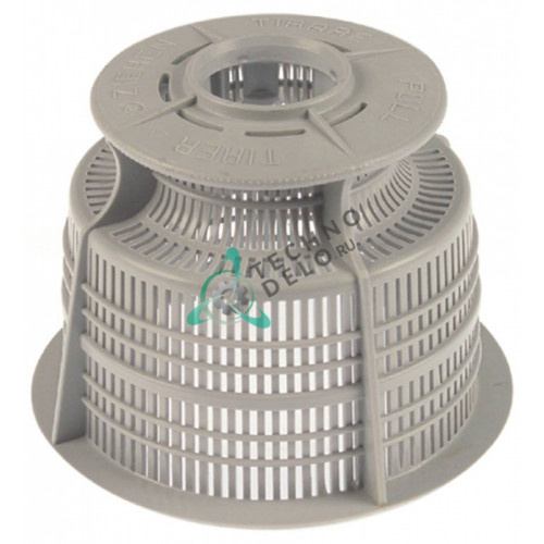 Фильтр круглый ø153мм H120мм 121052 121081 12032148 для Colged, Dexion, Elettrobar, Hobart, Fagor и др.