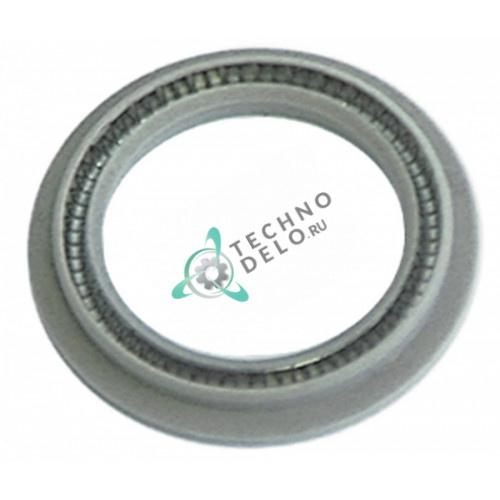 Уплотнение вала мотора Hanning (сальник тип 20) 5001.0211 печи Fagor, Rational и др.