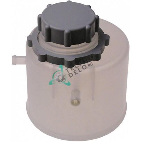 Емкость под соль ø120мм H157мм 631302 010370 DWS21 для Colged, Comenda, Dihr, Electrolux, Elettrobar и др.