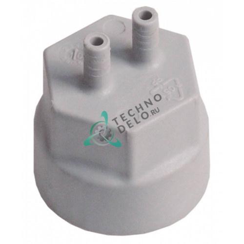 Воздушная камера ø42мм ø6мм 107014 для посудомоечной машины Colged, Elettrobar, MBM и др.