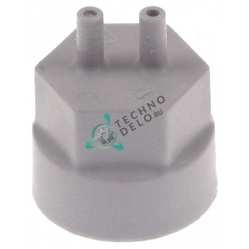 Воздушная камера ø43/ø6мм H33мм 107013 для посудомоечной машины Colged, Elettrobar, MBM