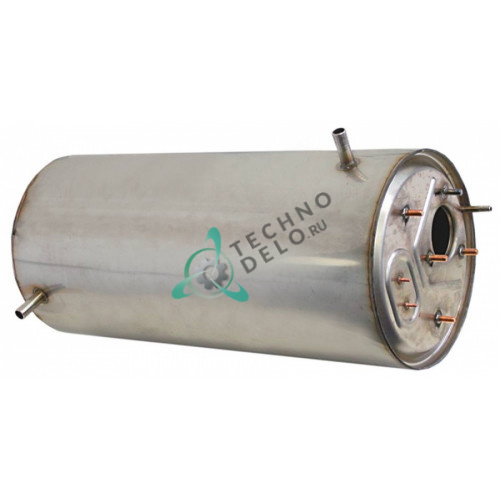 Бойлер ø190мм L410мм 80389 для посудомоечной машины Colged, Elettrobar, MBM-Italien и др.