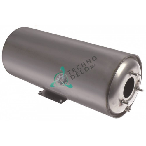 Бойлер ø194мм L-470мм вход ø12мм 4412 для посудомоечной машины Aristarco AL1200E, AL1500E, AU55-65 и др.