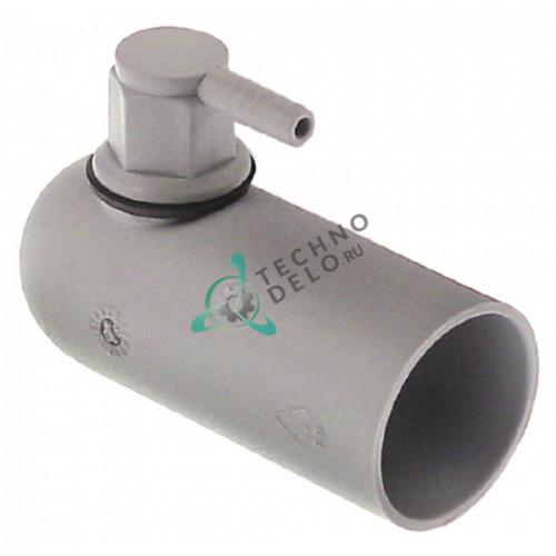 Воздушная камера ø34мм L78мм 984005 12033500 для Colged, Elettrobar, MBM-Italien, Hobart, Fagor и др.
