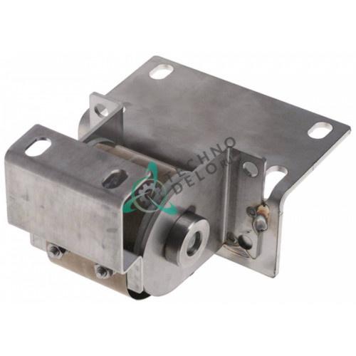 Пружина роликовая 00009653 9653 в комплекте с держателем для посудомоечной машины Aristarco TR1650, Krupps ES200 и др.